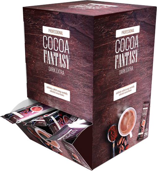 Cocoa Fantasy Dark Extra Sticks 25g