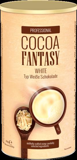 Cocoa Fantasy Schokoträume weiss