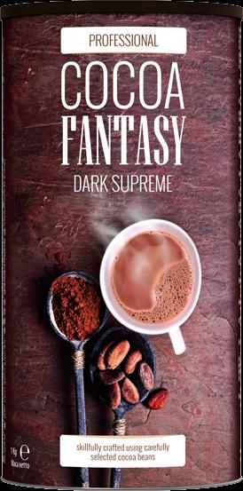 Cocoa Fantasy Schokoträume dunkel